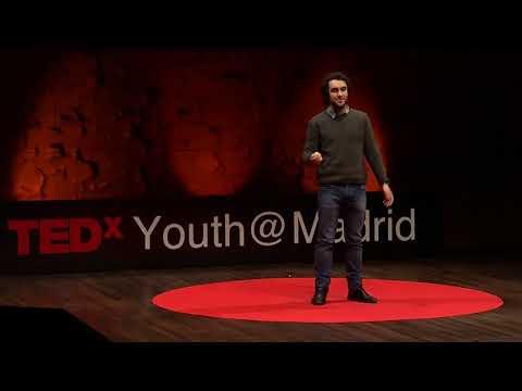 Versos de amor - Poesía bioquímica  Andrés París  TEDxYouth@Madrid