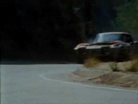 King of the Mountain 1981 (corvette run)