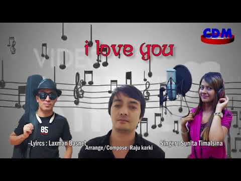 (Valentine Special Song I LOVE YOU By Sunita ..4 minutes, 14 seconds.)