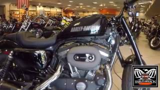5. 2017 ~ 2018 Harley-Davidson Sportstern 1200 Roadster for sale Georgia