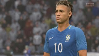 FIFA 18 - Alemanha vs Brasil  - Gameplay Pedido por Inscritos - Estádio Olímpico de Berlim