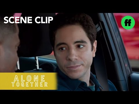 Alone Together | Season 2, Episode 6: Benji and Jeff's Creepy Stakeout | Freeform