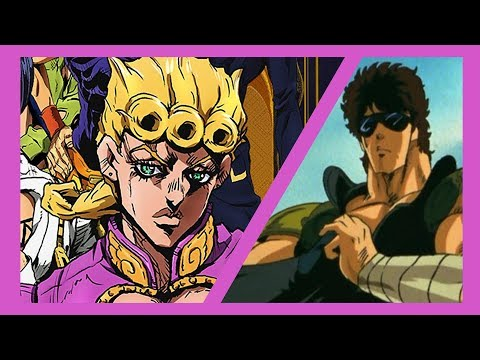Anime News 2018 JoJo's Part 5 Vento Aureo Premieres in October + Anime Expo