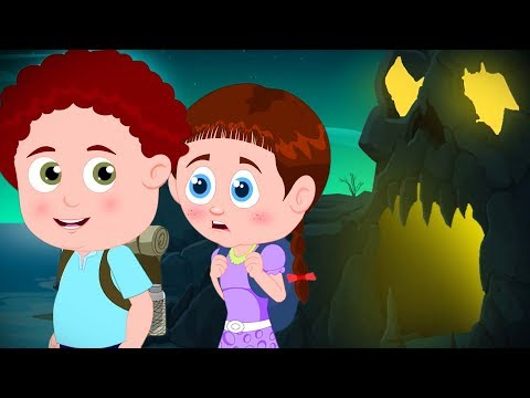 Monster Island | Schoolies Cartoons | Songs For Kids