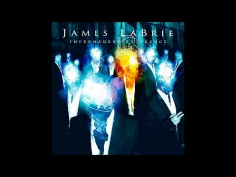 james labrie - Track number 02- Undertow , from James LaBrie's new album