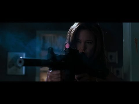 Most creative movie scenes from Mr and Mrs Smith (2005)