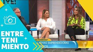 Notícias dos famosos - People en Español reconoce a las latinas emprendedoras  Un Nuevo Día  Telemundo