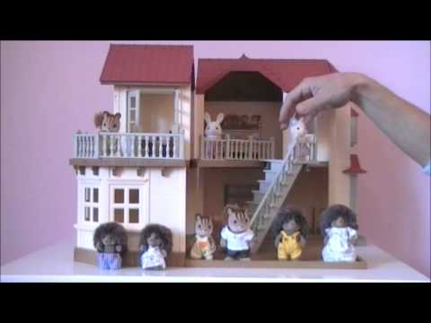 Test Maison Sylvanian - 4/8 ans - Choix-de-parents avis