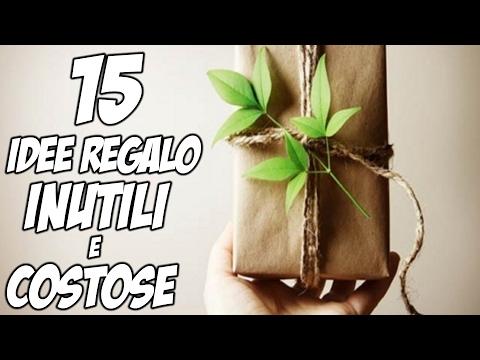 15 idee regalo inutili e costose
