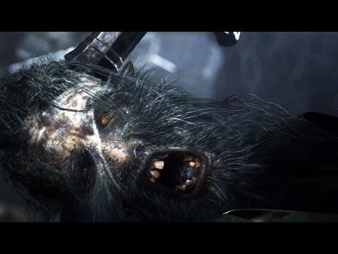 BLOODBORNE Cinematic Trailer [E3 2014]