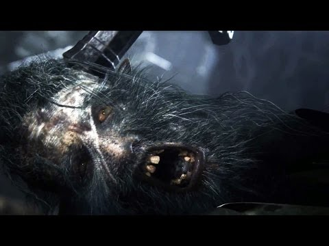 BLOODBORNE Cinematic Trailer [E3 2014]