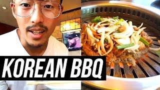 BuzzFeed Korean BBQ Is it Worth it? (LA VLOG 2)