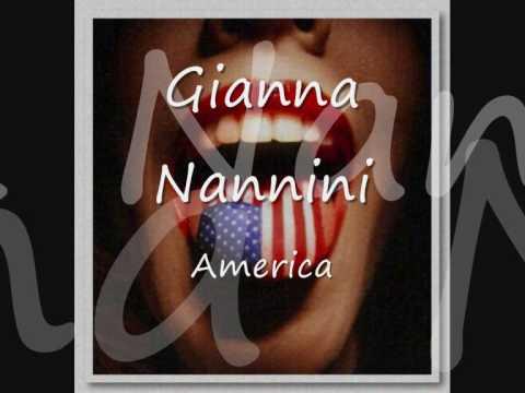 , title : 'Gianna Nannini America.'