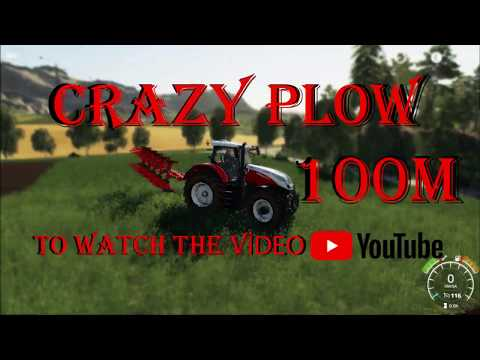 Crazy Plow (Agromasz POH5) Update v1.1