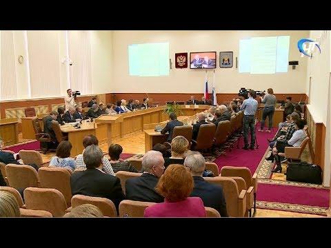 Итоги реализации «майских указов» президента в Великом Новгороде обсудили в мэрии