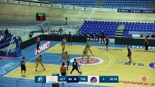 Full game— National league:«Astana»vs «Tobol» (1-st match)
