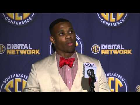 2013 SEC Football Media Days - Jordan Matthews video.