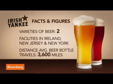 Company - Sept. 29 (Bloomberg) -- Irish Yankee Beer CEO Michael Hagler and Gerard McGovern, master brewer, discuss with Pimm Fox on