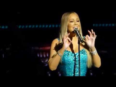 Mariah Carey - Love Takes Time - Paris 2019