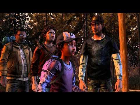 The Intruder - The Walking Dead: Season 2 Episode 2 A HOUSE DIVIDED Walkthrough - Part 2