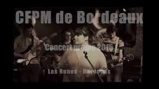 Concert CFPM de Bordeaux promo 2015
