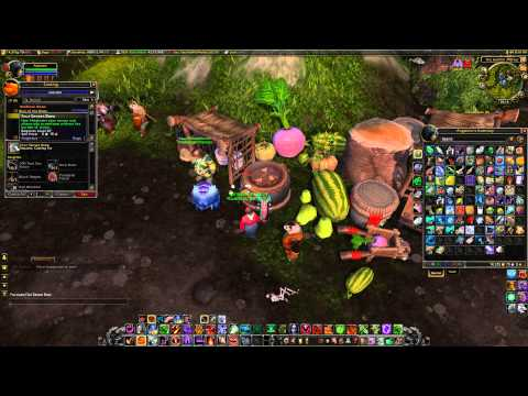 Four Senses Brew – World of Warcraft