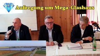 Frauenkirchen Austria  city photo : 12. 11. 2016 - Aufregung um Mega-Glashaus in Frauenkirchen - CCM-TV.at