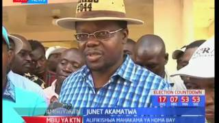 Mbunge wa Suna Junet Mohammed akamatwa kwa madai ya uchochezi SUBSCRIBE to our YouTube channel for more great...