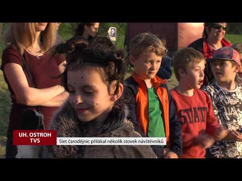 TVS: Týden na Slovácku 3. 5. 2018