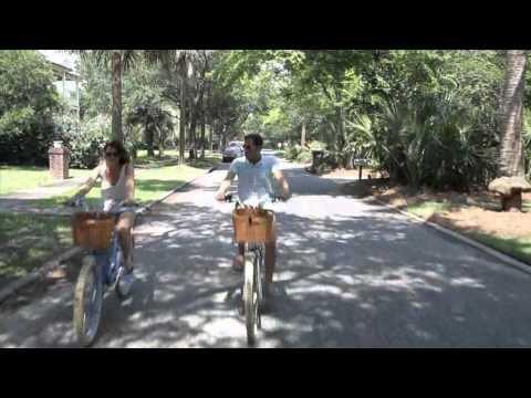 Charleston Drone Video