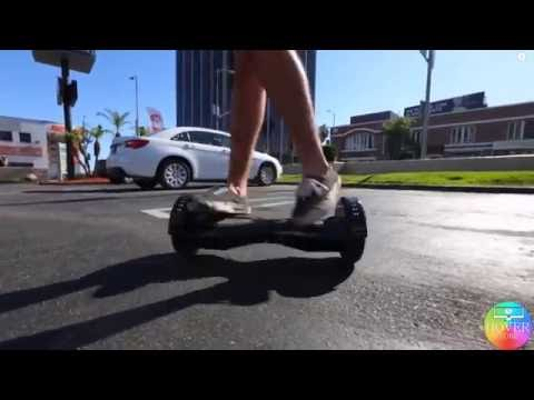 "Hoverboard gyropode iwatboard i18 noir 6,5"" 550W *NEUF*"