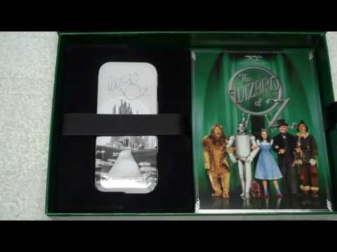 Wizard Of Oz 70th Anniversary Ultimate Collector's Edition Blu-ray Review