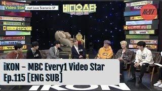 Download Video ENG SUB iKON   MBC Every1 Video Star E115 !81016 MP3 3GP MP4