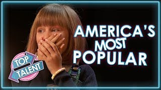 Video BEST OF THE US! Most Popular Acts on America's Got Talent, X Factor and Idol | Top Talent MP3, 3GP, MP4, WEBM, AVI, FLV Juli 2018