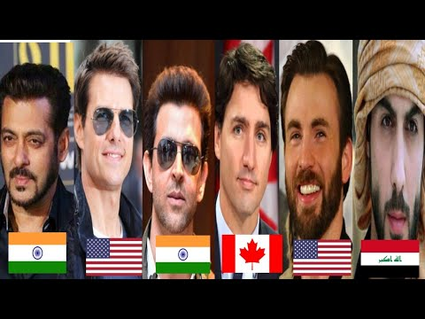 Top 10 Handsome Men In The World (2020)
