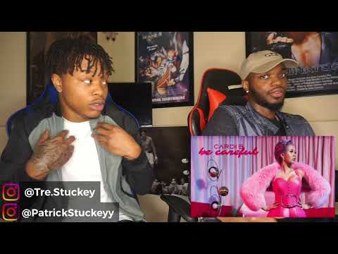 Video Cardi B - Be Careful [Official Audio] - REACTION download in MP3, 3GP, MP4, WEBM, AVI, FLV January 2017
