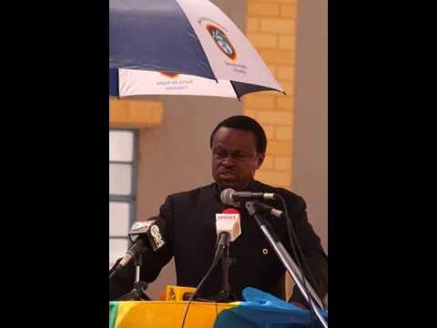 PLO - Prof. PLO Lumumba Speech at the Rwanda Genocide Commemoration 2014 held at Mt. Kenya University, Courtesy Equip Africa Institute.