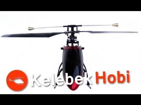 RC Helikopter   Tek Rotorlu   Kumandalı indoor ve outdoor Model