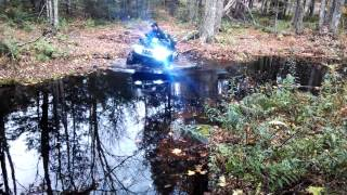 2. 2005 Arctic Cat 500 4X4 ATV - Stream Crossing - Maineyak