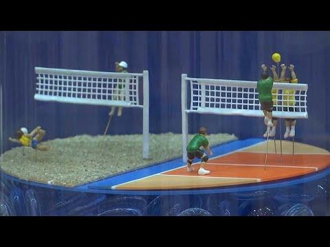 Τόκιο: Οι Ολυμπιακοί του 2020 με μινιατούρες