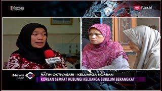 Video Cerita Keluarga Korban Soal Firasat Sebelum Jatuhnya Lion Air JT 610 - iNews Sore 30/10 MP3, 3GP, MP4, WEBM, AVI, FLV Maret 2019