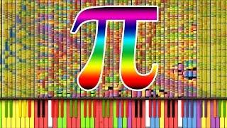 "Video [Black MIDI] Synthesia - ""Pi"" π/3.14 MILLION (3,141,592) ~ TheSuperMarioBros2 MP3, 3GP, MP4, WEBM, AVI, FLV November 2018"