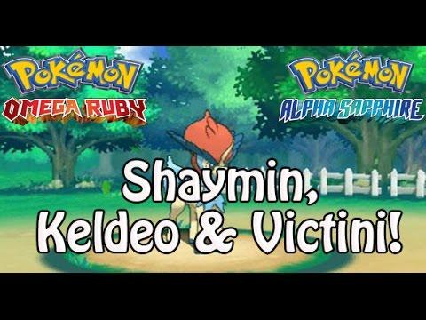 comment trouver keldeo dans pokemon rubis omega