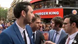 Nonton The Inbetweeners 2 Premiere   Cast Interview 2014 Film Subtitle Indonesia Streaming Movie Download