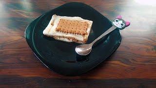 ¡Hola! Hoy os traemos una deliciosa tarta de chocolate blanco y galletas, no se necesita horno, es muy fácil y rápida de hacer, no dudéis en probarla, os encantará! No os olvidéis de comentar, darle a Like y subscribiros a nuestro canal.Instagram → @lospostresdetaniaCorreo electrónico → lospostresdetania@gmail.comPágina de Facebook → https://www.facebook.com/Los-postres-de-Tania-1404523833180640/?ref=ts&fref=ts