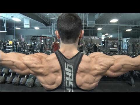 Eric Lee and Chris Darby Train Delts at …destination DALLAS TEXAS
