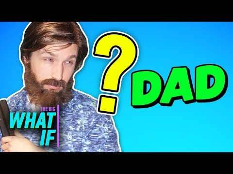 WHAT IF YOUR DAD...