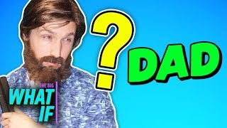 SUBSCRIBE for more Smosh ►►http://www.youtube.com/smosh What if your dad …were a 911 operator?…were an astronaut?…were James Bond? One subject. Infinite possibilities. Change one variable and EVERYTHING COULD BE DIFFERENT!  Catch new episodes of THE BIG WHAT IF on Smosh every other Wednesday, alternating with Every [Blank] Ever!CASTCourtney MillerOlivia SuiNoah GrossmanKeith LeakShayne ToppCREWDirected by Ryan ToddWritten by Ryan Finnerty, Ian Hecox, Anthony Padilla, Cole Hersch, Monica VansandaniProduced by Ryan Todd and Anthony Padilla & Ian Hecox  Smosh Co-Founded by Ian Hecox & Anthony PadillaSmosh Creative Director: Joe BeretaDirector of Photography: John JimenezEditor: Jole SanchezLine Producer:  Michelle HolmanProduction Manager: Noelle BernhardProduction Coordinator: Brianna HinojosaFirst Assistant Director:  Sean McCulloughArt Director: Lindsey LibermanCamera: Brennan IketaniAssistant Camera:  Sly EspinozaKey Grip: Patrick EganGrip: Lee EisenhowerSound:  Ivan HarderMakeup:  Paula BarkleyWardrobe:  Felicia Cowley, Feleicia MartinDIT/Media Management: Gabe LaguerAssistant Editor: Matthew DuranBehind-the-Scenes: Phil Mohr, Kyle HaubertPost-Production Supervisor: Katie ReedColorist:  Mike BurtonProduction Assistant: Ivan Gomez, Bernard Jee, Michael OhArt Dept Production Assistant: Brandie Rovito