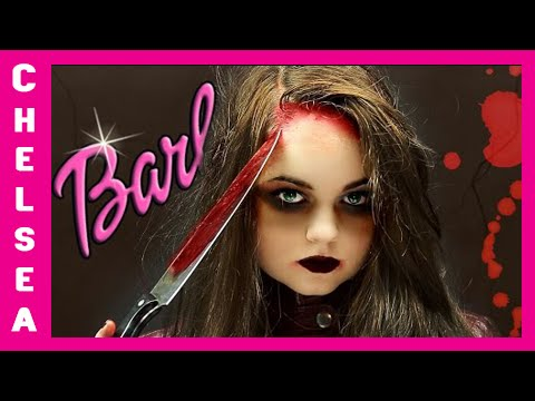 killer - It seems as if it's been forever since I've done a recreation of one of my favorite dolls, Barbie! Except.. Barbie isn't so perfect this time.. I hope you enjoy this tutorial and please send...