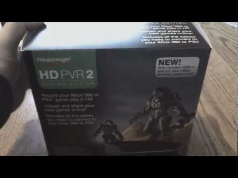 PVR - This is going to be a 2 part series on the Hauppauge HD PVR 2. I was recently sent this to try and solve my console streaming issues. Will this be the cure a...